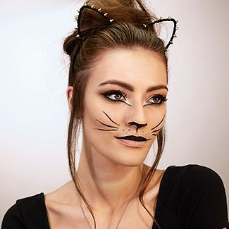 Halloween Cat Looks | Halloween Makeup Ideas - Boo