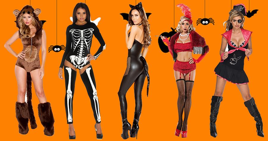 Top 8 Women Sexy Halloween Costume Ideas   Happy Hallowe