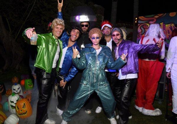 Best Celebrity Halloween Costumes of 2019   Ti