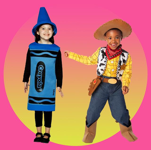 35 Cute Toddler Halloween Costume Ideas - Little Kid Costumes 20
