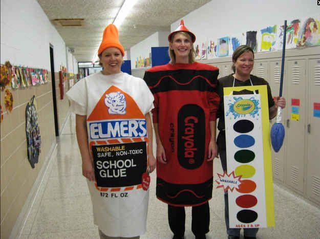 27 Halloween Costumes For Elementary School Teachers | Teacher .