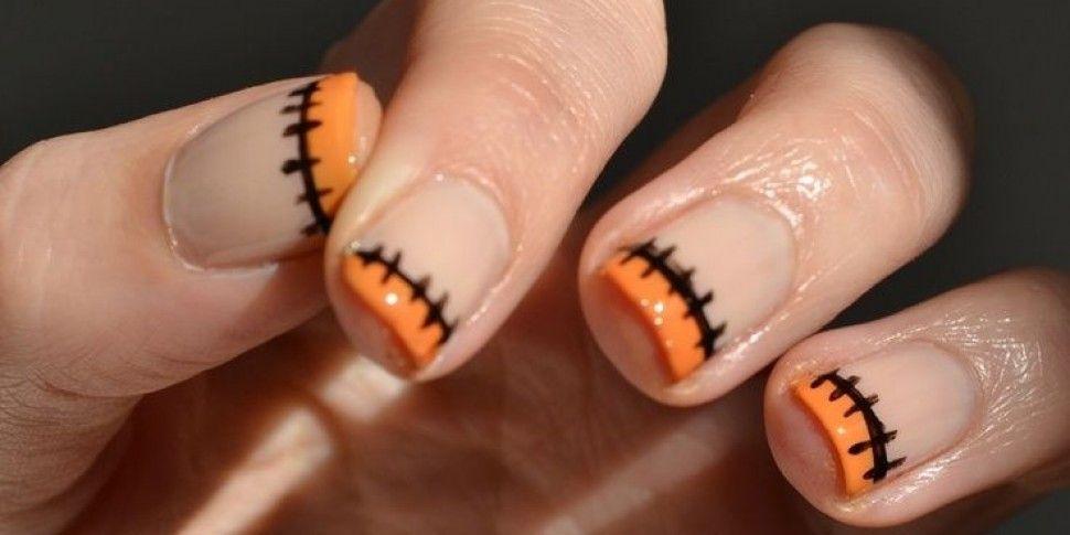 5 Easy Halloween Nail Art Ideas   SPINSouthWe