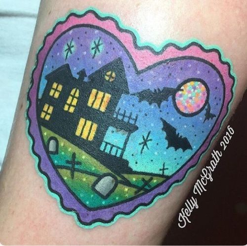 halloween tattoos, halloween flash art, and flash art tattoos .
