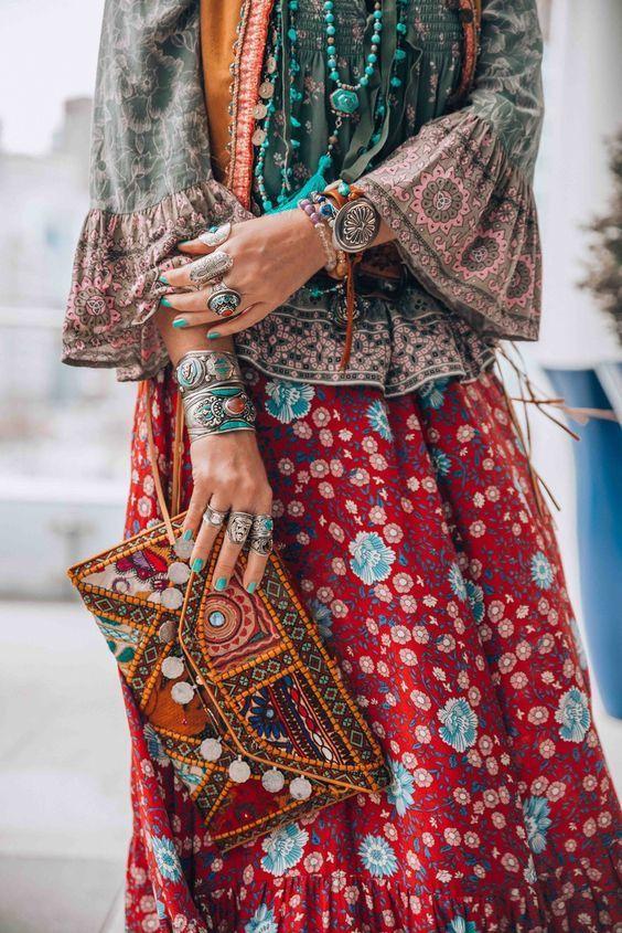 bohemian summer outfits for women#fashion #fashionphotography .