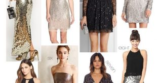 SideSmile Style: NEW YEARS EVE DRESS GUIDE   New years eve dresses .
