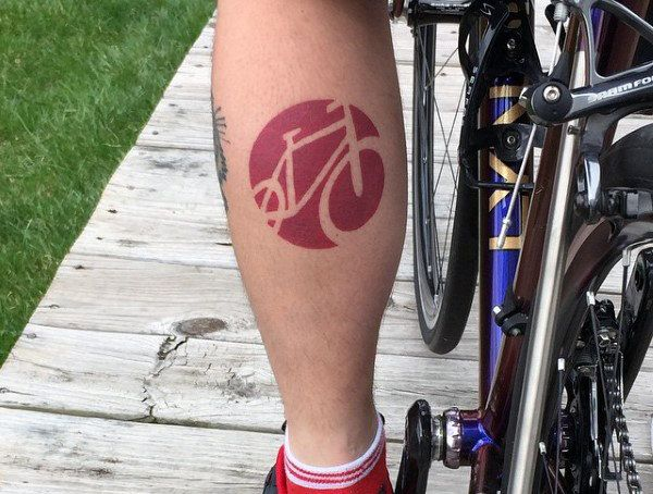 Top 67 Bicycle Tattoo Ideas [2020 Inspiration Guide]   Bicycle .