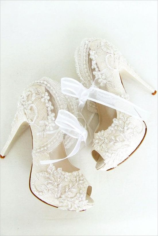 What Is Your Engagement Ring Style?   Fun wedding shoes, Lace .