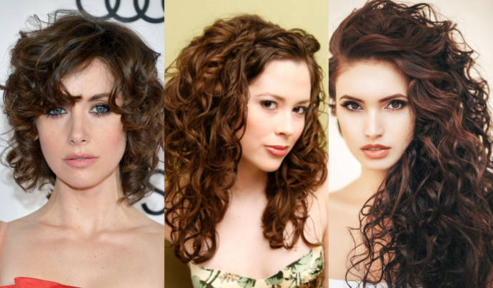 Latest Curly Hairstyles & Haircuts For Women 2019 - Beauty .