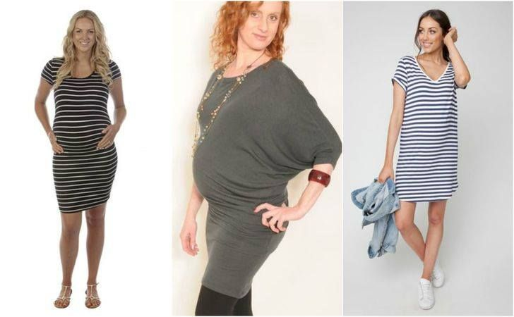 103 Latest Trends in Maternity Dresses to Flaunt the Baby Bump in .