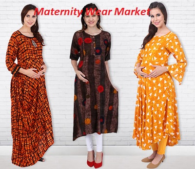 Maternity Wear Market Latest Trends, Growth Projections and .