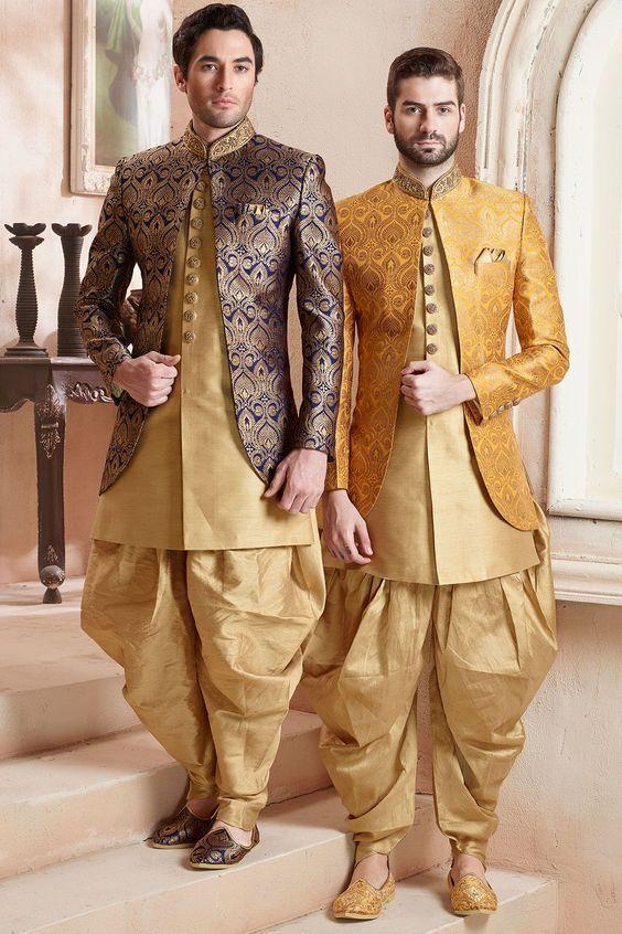 40 Top Indian Engagement Dresses for Men ||Latest Groom Dress .
