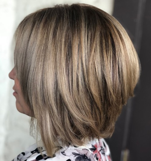 60 Layered Bob Styles: Modern Haircuts with Layers for Any Occasi