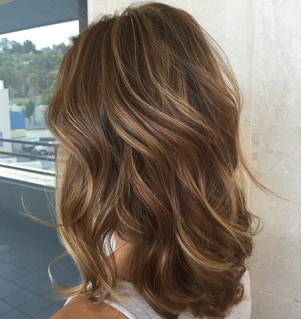 50 Ideas for Light Brown Hair with Highlights and Lowlights   Hair .