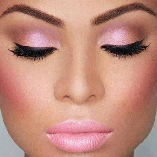 25 Beautiful Pink Eye Makeup Looks for 2020 - Pretty Desig