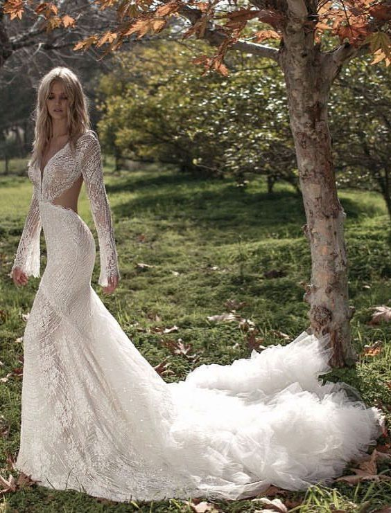 Wedding Dress Inspiration - Idan Cohen - MODwedding   Wedding .
