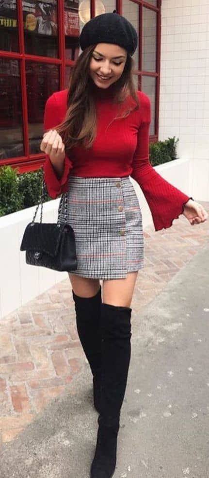 45 Lovely Winter Outfits to Own Now Vol. 1 / 43 #Winter #Outfits .
