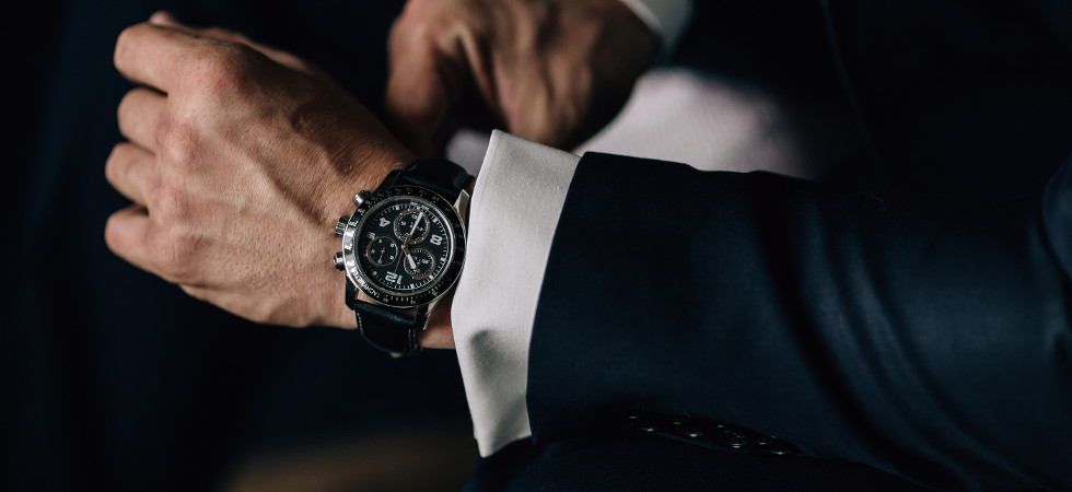 Why a designer men's watch is still the height of luxury | Luxury .