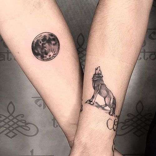 101 Best Matching Couple Tattoos That Are Cute & Unique (2020 .