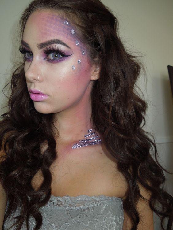 20 Mermaid Halloween Makeup You'll Love - Feed Inspiration .