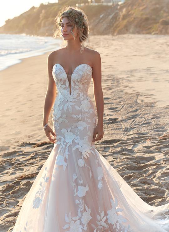 Mermaid Wedding Dresses | Maggie Sotte