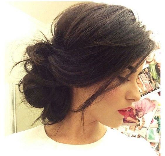 20 Messy Updo Hairstyles for your Wedding Day (WITH PICTURES .
