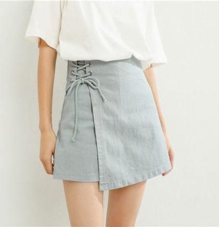 29+ Ideas for skirt outfits korean short | Skirt outfits, Korean .
