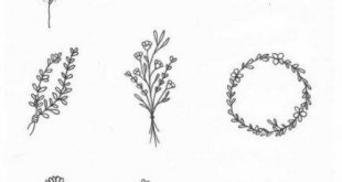 Simple Nature Tattoo Ideas 16+ Ideas For 2019 in 2020 | Nature .