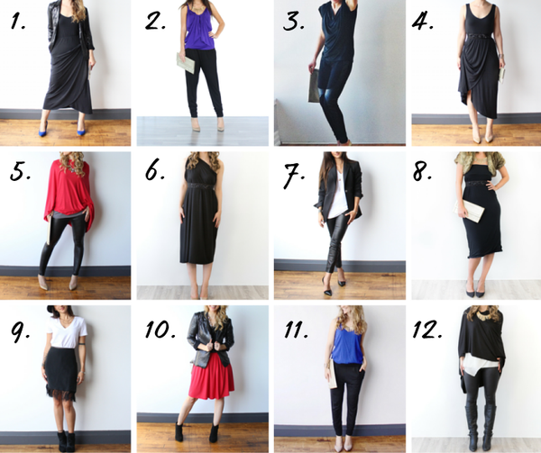 12 New Year's Eve Outfit Ideas - Encircl