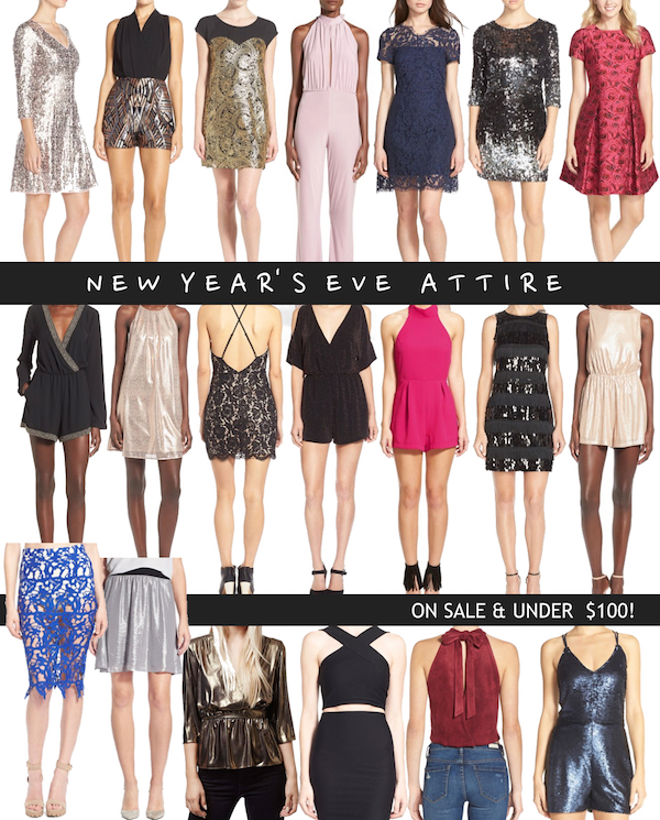 New Years Eve Outfit Ideas 2016   Katie's Bli