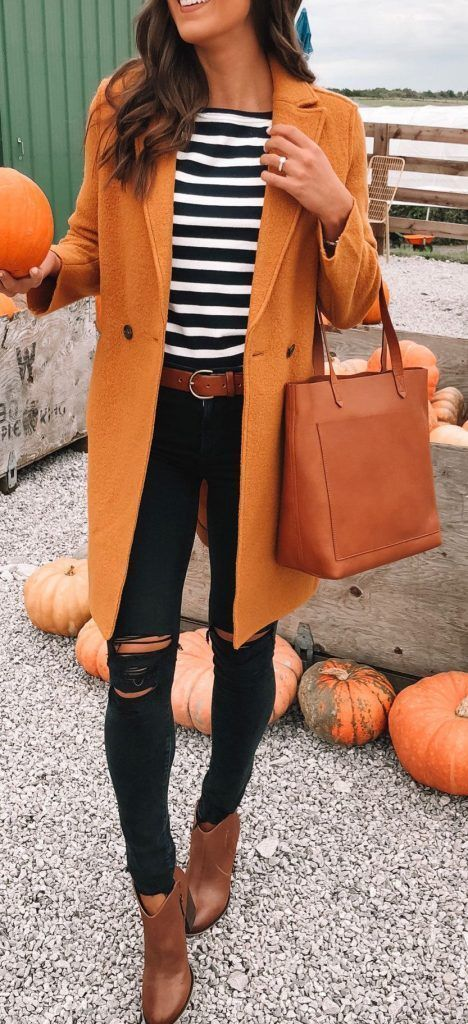 30 Fall Outfit Ideas You Should Own - MyFavOutfits | Popular fall .