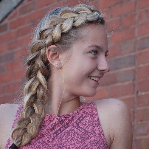 40 Cute and Cool Hairstyles for Teenage Gir
