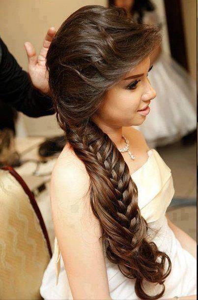 2015 Eid Hairstyles – 20 Latest Girls Hairstyles For Eid | Hair .
