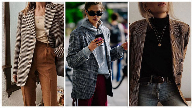 Plaid Outfits Styling Ideas
