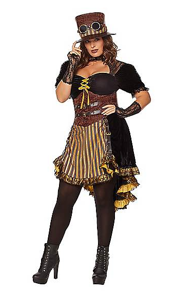 37 Plus-Size Womens' Halloween Costume Ideas - Cute Costumes for .