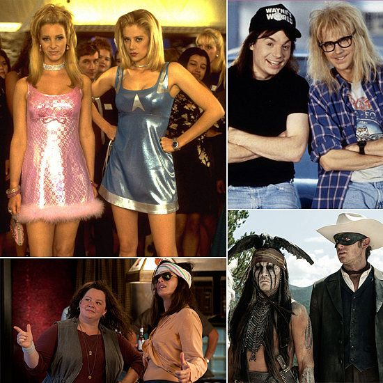 Double the Trouble This Halloween With Pop-Culture Costumes For .