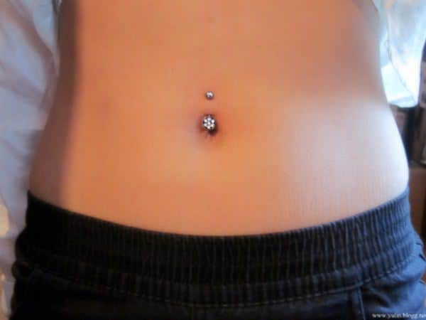 75 Sexy Belly Button Piercings You Are Sure to Lo