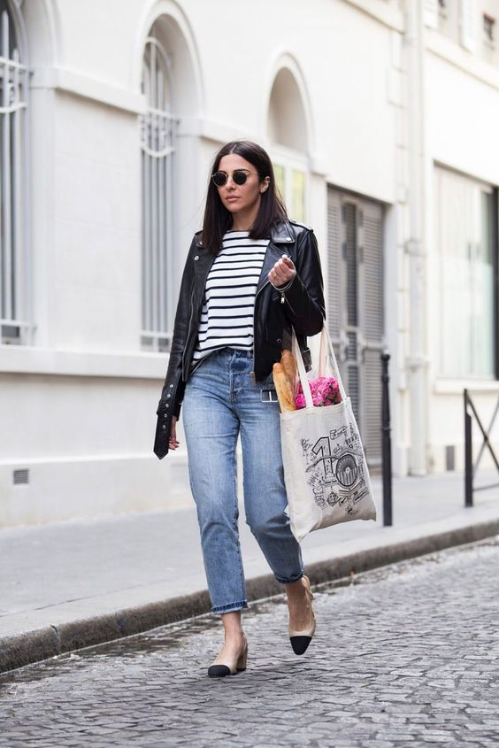 Striped Outfits For Women: Best Ideas And Tips 2020 .
