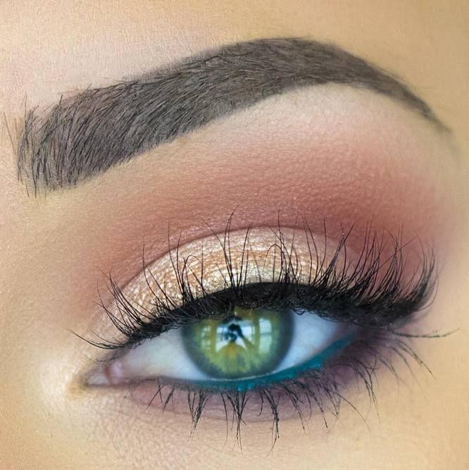 Insanely Pretty Makeup For True Goddesses Of Summer | Glaminati .