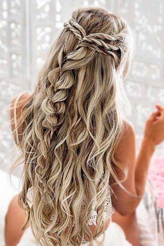 39 Totally Trendy Prom Hairstyles For 2020 To Look Gorgeous .