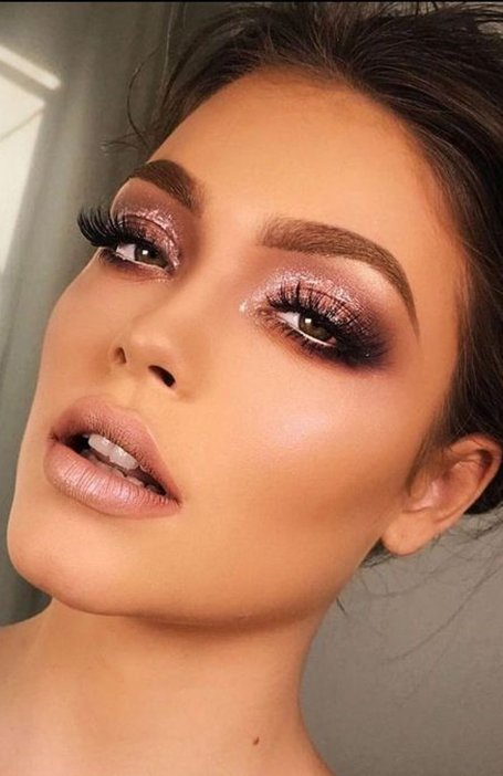 18 Most Gorgeous Prom Makeup Looks - The Trend Spott