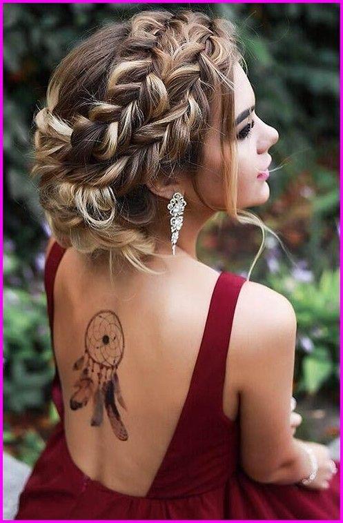 20 Short Prom Updo Hairstyles, , Short Haircuts | Medium hair .
