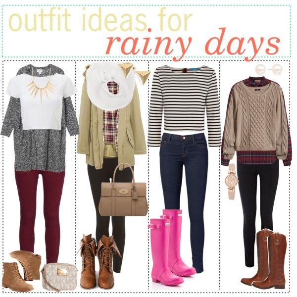 Designer Clothes, Shoes & Bags for Women | SSENSE | Rainy day .