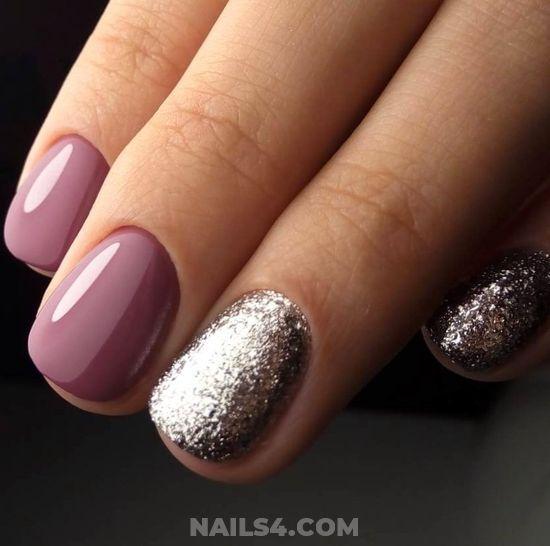 25+ Simple Nail Art Designs | Gel nail designs, Simple nails, Best .