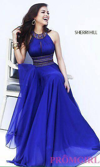 50 Ravishing Long Prom Dresses to Match Your Prom Night Mo