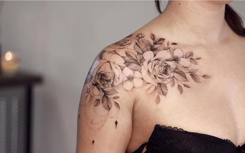 101 Best Rose Tattoo Ideas For Women (2020 Guid