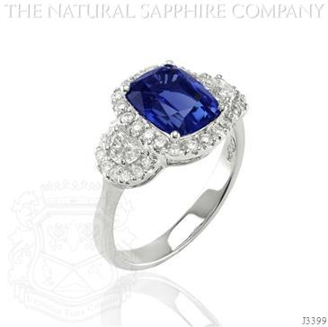 Design Your Own Engagement Ring - The Natural Sapphire Company Bl