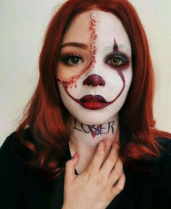 10 Halloween Makeup Ideas Pretty Scary   Halloween makeup pretty .