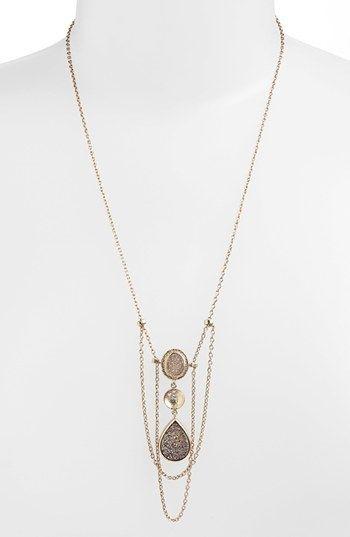 jewelry Melinda Maria 'Colin' Frontal Necklace,Nordstrom , Melinda .