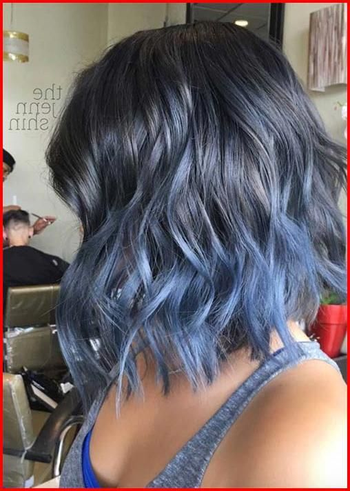 50 Blue Hair Highlights Ideas, Blue highlights are becoming more .