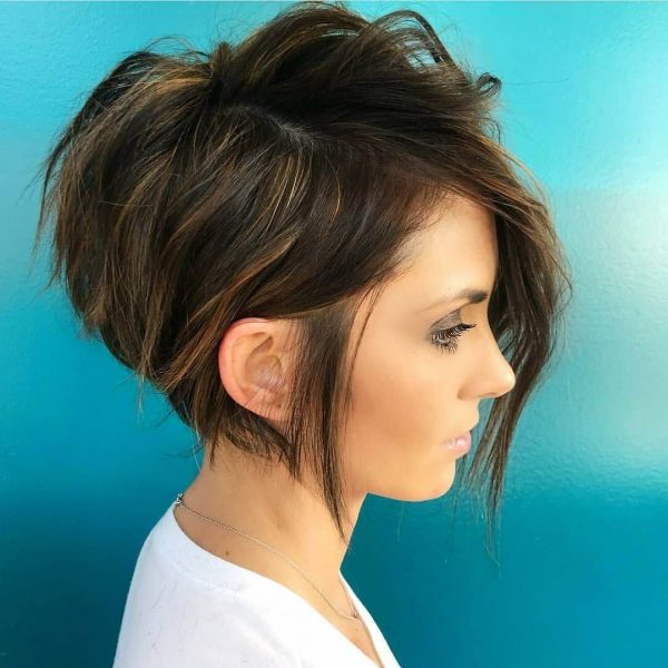 Best Short Hairstyles and Haircuts for Women 2019 - FashionTrendsMan